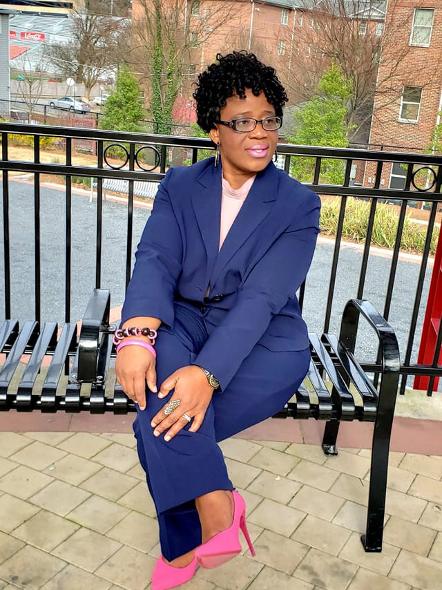 Dr. Varbah Sorsor, Ph.D in Chemistry,   Clark Atlanta University.   Currently pursuing a Post-Doctoral position to acquire more hands-on experiences