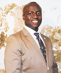 Dr. Saki Golafale, Ph.D in Chemistry, Clark  Atlanta University, Assistant Professor of Chemistry at Kennesaw State University and conducts E-learning Training at UL.